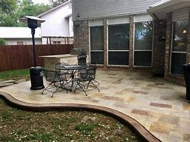 concrete patio san antonio